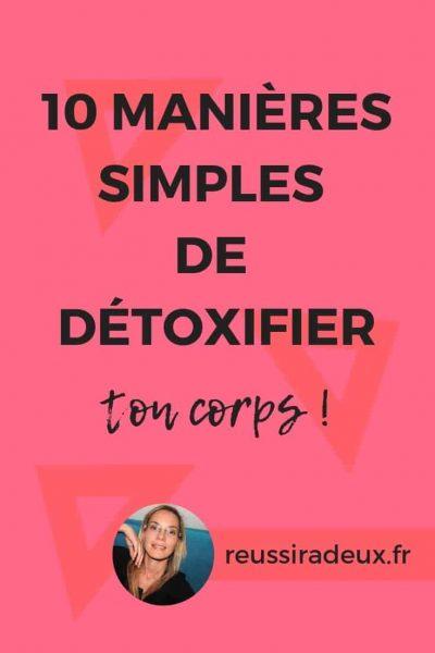 detoxifier son corps reussiradeux